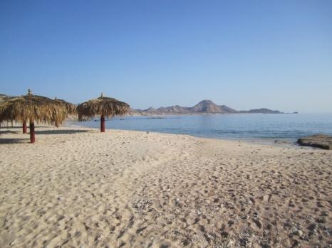 Playa los Arbolitos, BCS