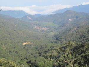 View of San Sebastian del Oeste