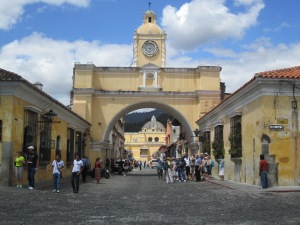 Archway in Antiqua
