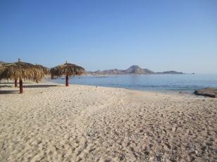 Playa los Arbolitos, Baja