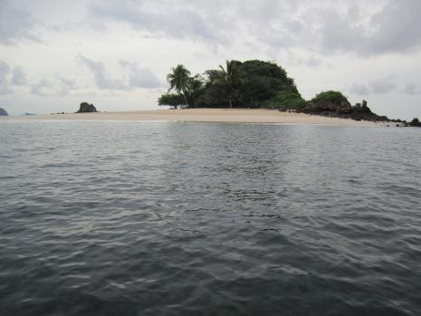 The snorkel spot