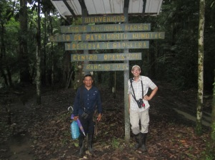 Isaac and Josh Darién National Park