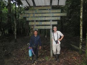 Isaac and Josh Darién National Park