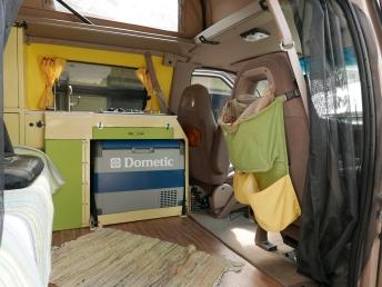 Kitchen and seat storage bag