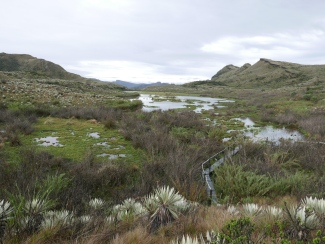 Laguna Seco Chingaza National Park