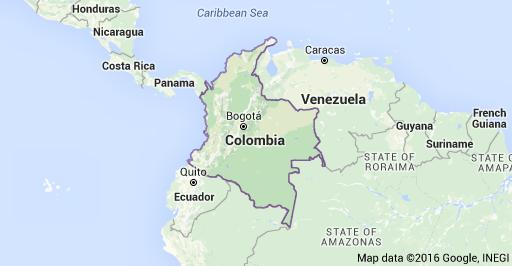 Bogota Colombia Map | aeropilatesleon